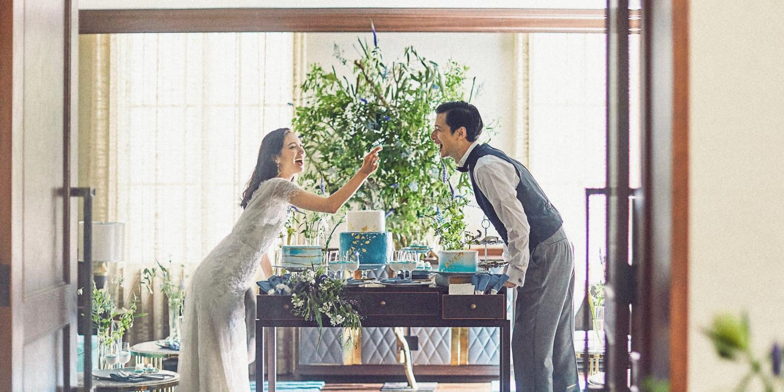 結婚式の時期により特典内容やプランも異なります